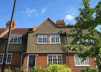 Thumbnail 2 bed cottage to rent in Dekker Road, Dulwich, London