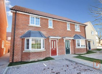 Thumbnail 3 bed end terrace house for sale in Kerrison Gardens, Stoke Road, Thorndon