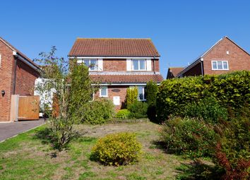 Thumbnail 3 bed detached house for sale in Lister Road, Hadleigh, Ipswich, Suffolk