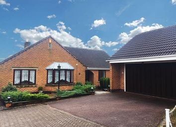 Thumbnail 3 bed bungalow to rent in The Pastures, Barrow Upon Soar, Loughborough