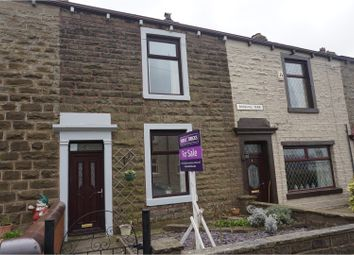 Thumbnail 2 bed terraced house for sale in Rose Hill Terrace, Guide, Blackburn