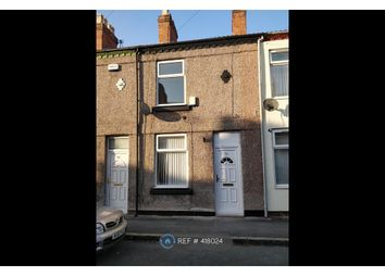 Thumbnail 2 bed terraced house to rent in Napier Road, Wirral