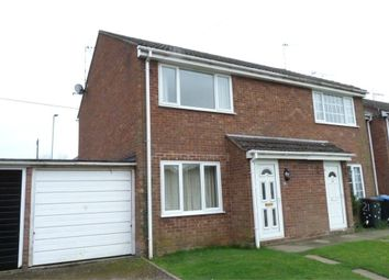 Thumbnail 2 bed end terrace house to rent in Cromwell Close, Walcote, Lutterworth