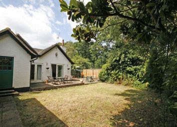 Thumbnail 2 bed detached bungalow for sale in West Byfleet, Surrey