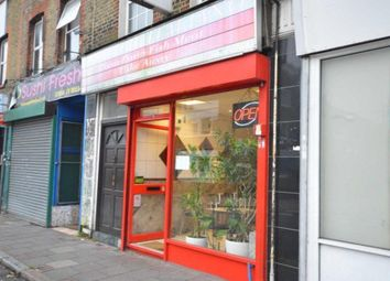 Thumbnail Leisure/hospitality to let in Salmon Lane, London