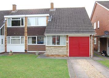 Thumbnail 3 bed semi-detached house to rent in Reynolds Close, Keynsham, Bristol
