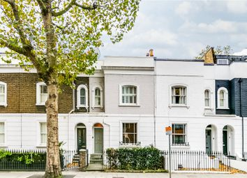 Thumbnail 4 bed terraced house for sale in Harwood Road, London