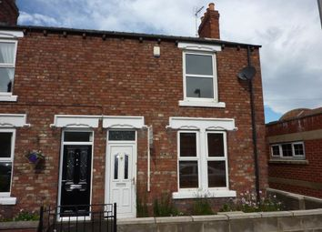 Thumbnail 2 bed terraced house for sale in Upwell Road, Northallerton