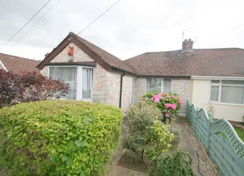 Thumbnail 3 bed semi-detached bungalow for sale in Molesworth Road, Plympton, Plymouth