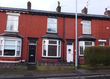 Thumbnail 3 bed terraced house for sale in Bury New Road, Heywood