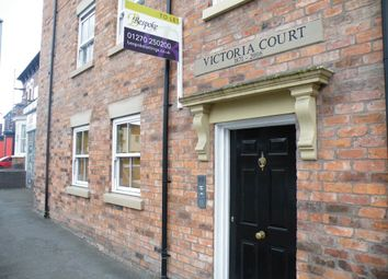 Thumbnail 1 bed flat to rent in Flat 5, Victoria Court, Crewe