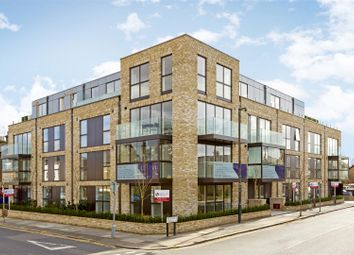 Thumbnail 2 bed flat for sale in Stage House, Griffiths Road, Wimbledon