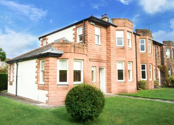Thumbnail 3 bed end terrace house for sale in Herries Road, Glasgow