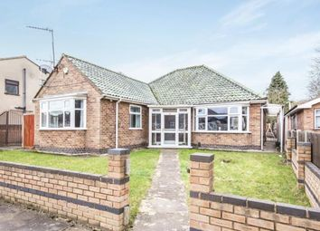 Thumbnail 4 bedroom bungalow for sale in Melton Avenue, Rushey Mead, Leicester, Leicestershire