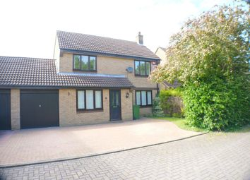 Thumbnail 3 bed detached house to rent in Ibstone Avenue, Bradwell Common, Milton Keynes