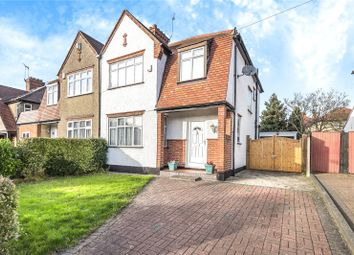 Thumbnail 3 bed semi-detached house for sale in North View, Pinner, Middlesex