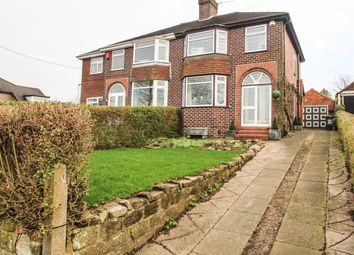 Thumbnail 3 bed semi-detached house for sale in Northwood Lane, Newcastle