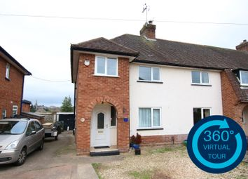 Thumbnail 3 bed end terrace house for sale in Rosemary Street, St Thomas, Exeter