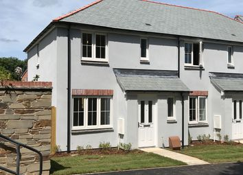 "Thumbnail 3 bedroom end terrace house for sale in ""The Hanbury"" at Carlton Way, Liskeard"