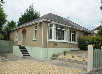 Thumbnail 2 bed semi-detached bungalow to rent in Melvill Crescent, Falmouth