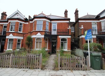 Thumbnail 3 bed flat to rent in Idmiston Road, West Norwood, London