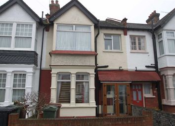 Thumbnail 3 bedroom terraced house for sale in Warwick Road, London