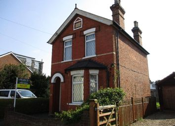 Thumbnail 3 bed detached house to rent in Wheatash Road, Addlestone