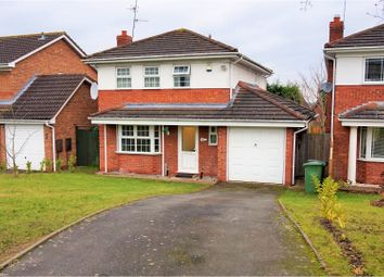 Thumbnail 4 bed detached house for sale in Grosvenor Way, Droitwich