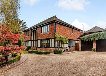 Thumbnail 5 bed detached house for sale in Dartnell Park Road, West Byfleet