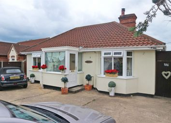 Thumbnail 2 bed detached bungalow for sale in Beccles Road, Carlton Colville, Lowestoft, Suffolk