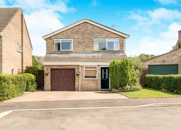 Thumbnail 4 bed detached house for sale in Castle Fields, Ardley, Bicester