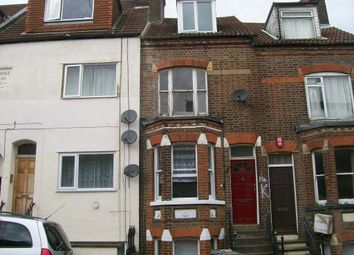 Thumbnail 3 bed duplex to rent in Buxton Road, Luton