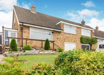 Thumbnail 3 bed semi-detached house for sale in The Dingle, Haslington, Crewe, Cheshire