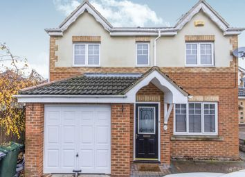 Thumbnail 4 bed detached house for sale in Castle Avenue, Rossington, Doncaster