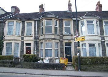 Thumbnail 2 bed terraced house for sale in 5 & 5A Downend Road, Kingswood, Bristol
