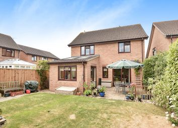 Thumbnail 4 bed detached house for sale in Aldershaw Close, Up Hatherley, Cheltenham