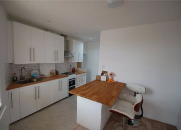 Thumbnail 1 bed maisonette to rent in Llanover Road, Wembley