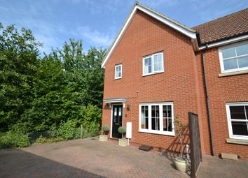 Thumbnail 3 bed semi-detached house to rent in Northern Rose Close, Bury St. Edmunds