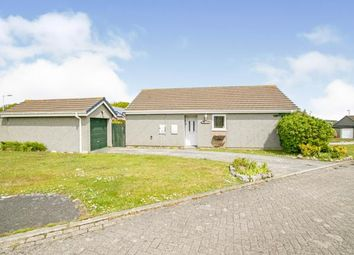 Thumbnail 3 bed bungalow for sale in Tolvaddon, Camborne, Cornwall