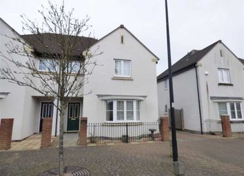 Thumbnail 3 bed semi-detached house for sale in Longridge Way, Weston-Super-Mare