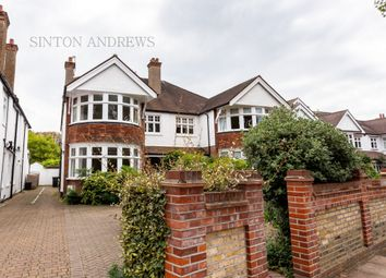 Thumbnail 6 bed semi-detached house for sale in Elm Grove Road, Ealing
