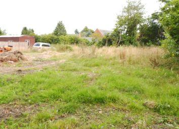 Thumbnail Land for sale in Plots Behind Homestead, Main Road, Little Fransham, Dereham, Norfolk