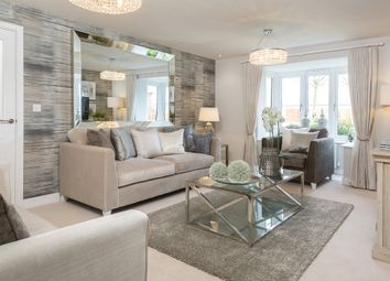 "Thumbnail 4 bed detached house for sale in ""Holden"" at Stoke Road, Poringland, Norwich"