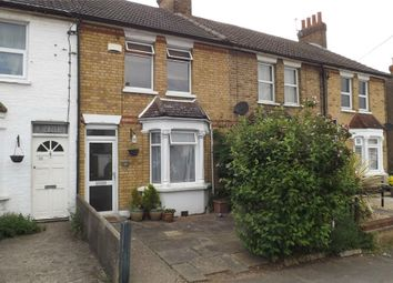 Thumbnail 3 bed terraced house for sale in Rollo Road, Swanley, Kent