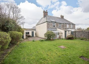 Thumbnail 3 bed semi-detached house for sale in Ladock Road, Probus, Truro