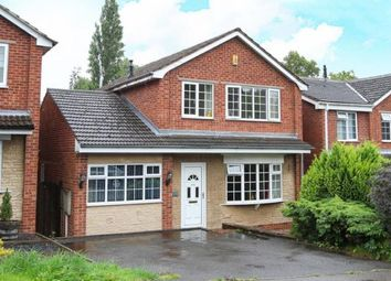 Thumbnail 3 bed detached house for sale in Handley Road, New Whittington, Chesterfield, Derbyshire