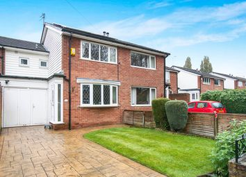 Thumbnail 3 bed semi-detached house for sale in Maple Close, Heaviley, Stockport