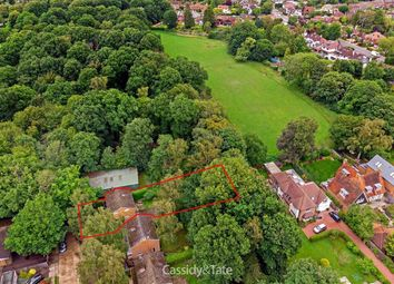 Thumbnail 4 bed detached house for sale in Hall Heath Close, St. Albans, Hertfordshire
