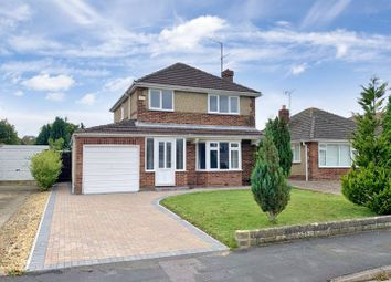 Thumbnail 3 bed detached house for sale in Highclere Avenue, Swindon