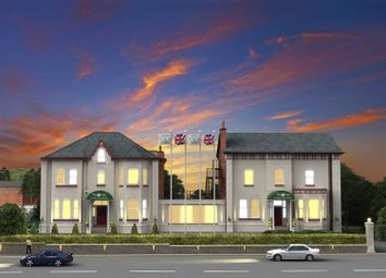 Thumbnail 1 bed flat for sale in Broad Road, Sale